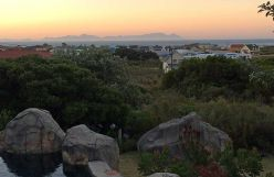 View from Outside - Sunset over Table Mountain